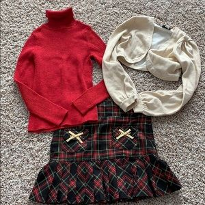 3 pc outfit sz 10